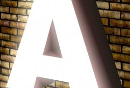 Объемные световые буквы, фото 30