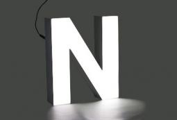 Объемные буквы из пластика, фото 6