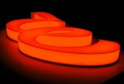 Объемные световые буквы, фото 26