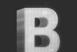 Монохромные пиксельные буквы, фото 5