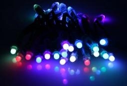Цветные пиксельные буквы (RGB), фото 6