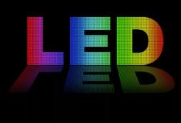Объемные буквы с умными пикселями, фото 1