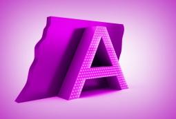 Объемные буквы с умными пикселями, фото 6