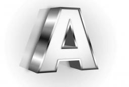Объемные несветовые буквы без подсветки, фото 6