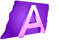 Плоские несветовые буквы 5 мм, фото 1