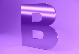 Плоские несветовые буквы 5 мм, фото 3