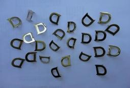 Плоские несветовые буквы 3 мм, фото 1