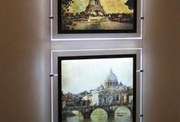 Световые панели кристалл для картин