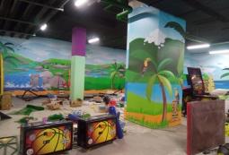 Баннер в интерьере детской зоны, фото 1
