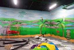 Баннер в интерьере детской зоны, фото 5