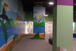 Баннер в интерьере детской зоны, фото 8