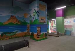 Баннер в интерьере детской зоны, фото 9
