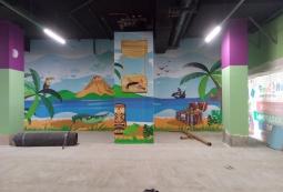 Баннер в интерьере детской зоны, фото 10