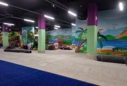 Баннер в интерьере детской зоны, фото 11
