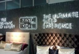 Изготовление рекламных вывесок, King Koil